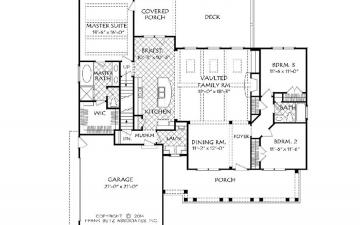 ASPEN RIDGE 2016 - Floorplan