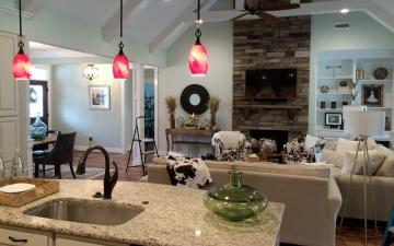 ASPEN RIDGE 2016 Living Area