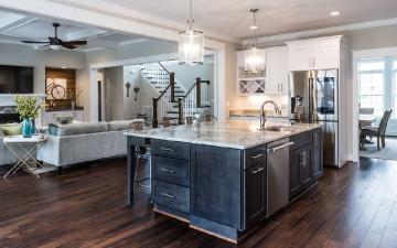 Settlers Ridge Kitchen/Living